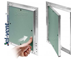 Access panels for drywall