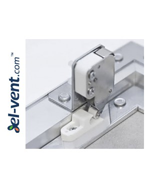 Access hatch reinforced KRAL7, 250x330 mm - snap locks