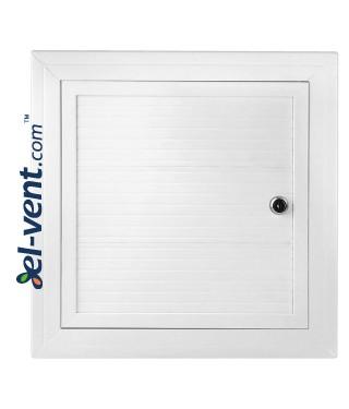 Access panels reinforced Plastic-PVC - image
