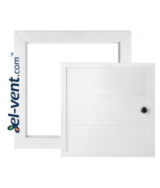 Access panels reinforced Plastic-PVC - image 2
