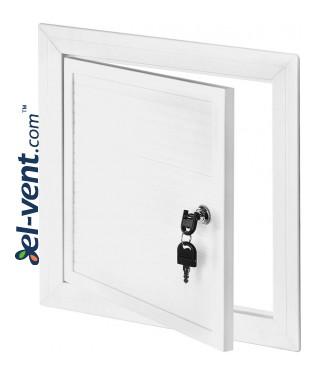Access panels reinforced Plastic-PVC