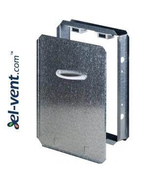 Plumbing access panel 150x150 mm MMC1 - image