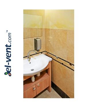 Tile access panels MAGNA MMC - installation axample