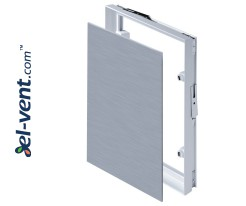 Revizinės durelės plytelėms (200x1)x(250x1) 206x256 mm, 80741 MPCV5