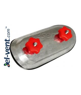 RLO - ревизионные люки для круглых воздуховодов
