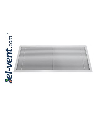ALWP-1-30 - supply and exhaust air grilles with angle 30 degrees 2