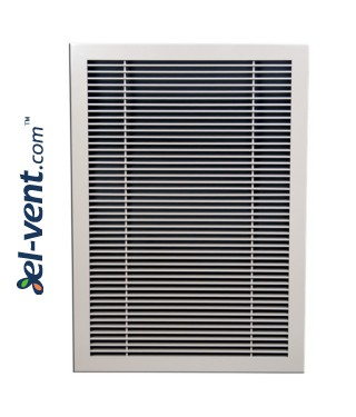 ALWP-1 - supply and exhaust air grilles