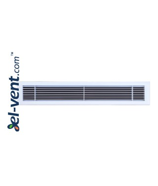 ALWP-1 - supply and exhaust air grilles horizontal