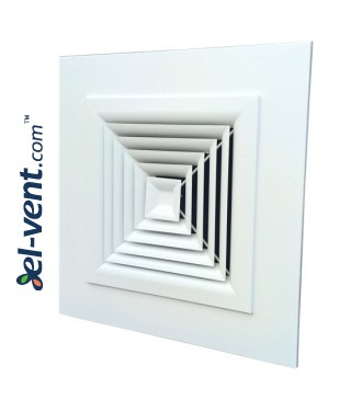 ANM - ceiling diffusers - RAL9016