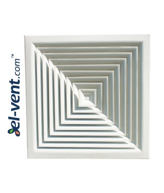 AN - ceiling diffusers - RAL9016