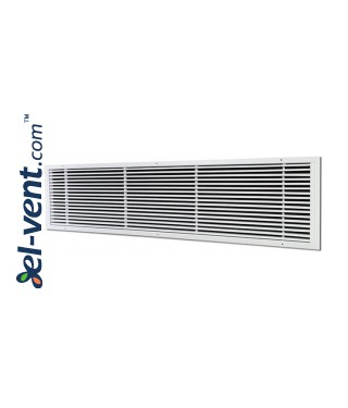 KFC - air-flow grilles for fan coils