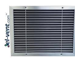 KOWP-1 - supply and exhaust air grille