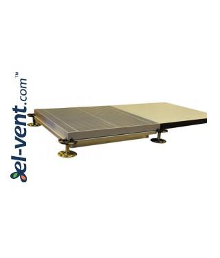 KPP-1 - floor grilles to system of raised floors 2