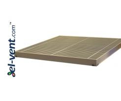Floor vent covers