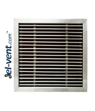 KPWP-1 - stainless steel floor grilles 2