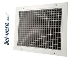 KR-1 - egg crate grille
