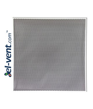 KSI-1 - grille with mesh, galvanized steel 2