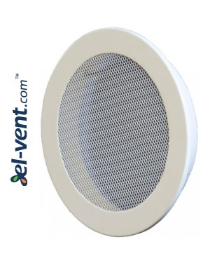 KSI-2 - air grilles with mesh for round duct 2