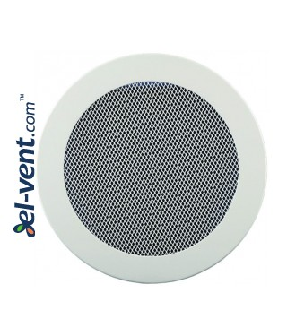 KSI-2 - air grilles with mesh for round duct 3