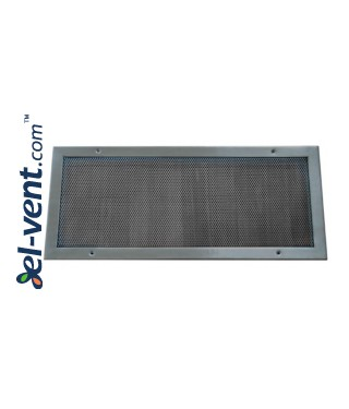 KSI/D - door grille with expanded metal mesh, 2