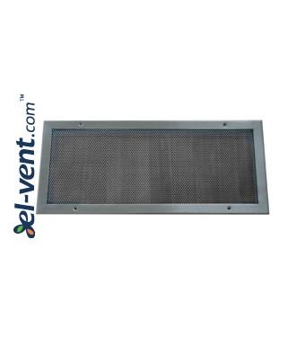 KSI/D - door grille with expanded metal mesh, 2