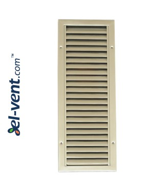 KSL - air-flow grilles, oblong