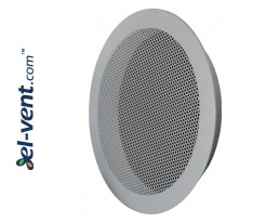 KSO-2 - perforated grilles for round ducts