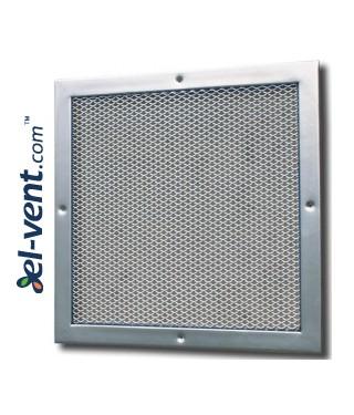 KSI grid for a KWSP+M air-flow grilles