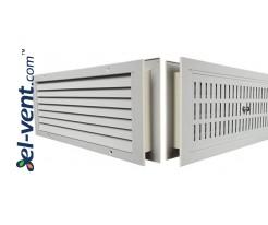 KWSP+M - air-flow grilles