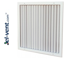 ST-S - wall grilles with adjustable vertical blades