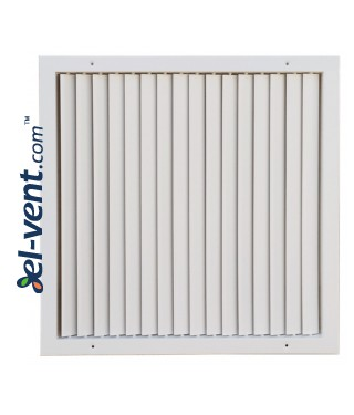 ST-S - wall grilles with adjustable vertical blades, 2