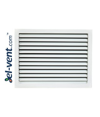 ST-W - wall grille with adjustable blades 1