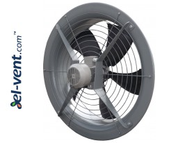 Ašiniai ventiliatoriai AVFARMO ≤23800 m³/h