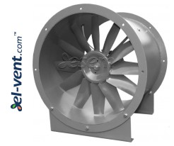 High performance axial duct fans AVMACH ≤82800 m³/h