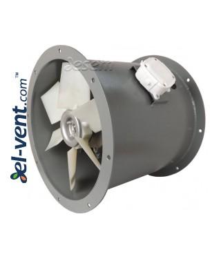 Осевые канальные вентиляторы повышенной мощности AVOFK ≤27000 м³/ч - 1