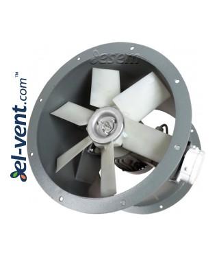 Осевые канальные вентиляторы повышенной мощности AVOFK ≤27000 м³/ч - 2