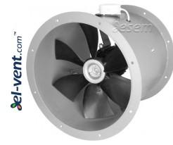 Ašiniai kanaliniai ventiliatoriai AVOLO-K ≤21500 m³/h