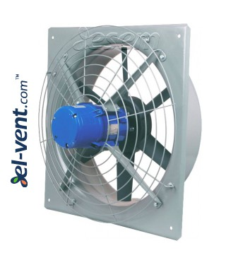 Axial fans for more difficult conditions AVOWR ≤18800 m³/h