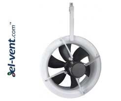 Greenhouse fans AXIA-G ≤10000 m³/h