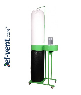Dust and shavings extraction kit DNZOT-1N ≤2600 m³/h