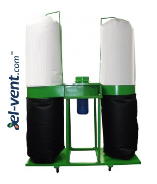 Dust and shavings extraction kit DNZOT-4/2 ≤5700 m³/h