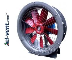 Вентиляторы для сушки зерна, кормов, овощей GWO80RM ≤39600 м³/ч