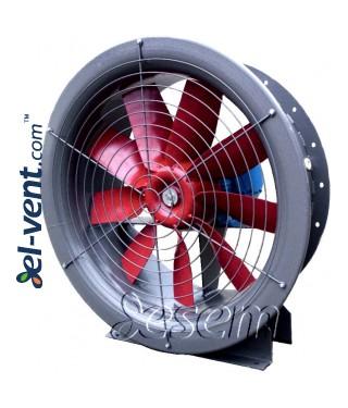 Grūdų, pašarų, daržovių džiovinimo ventiliatoriai GWO80RM ≤39600 m³/h