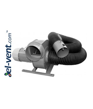 Vehicle exhaust extraction system IDNS ≤1950 m³/h