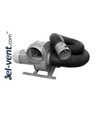 Išmetamųjų dujų nutraukimo sistema IDNS ≤1950 m³/h