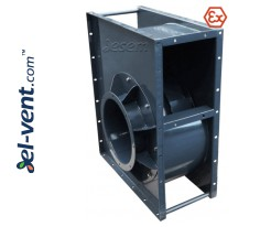 Explosion proof centrifugal fans IVPFPK 3G/3D ≤22356 m³/h