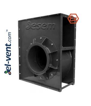 Sprogimui saugūs ir cheminiam poveikiui atsparūs išcentriniai ventiliatoriai IVPFPK EX ≤22356 m³/h