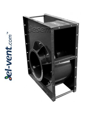Chemically resistant centrifugal fans IVPFPK-OH ≤22356 m³/h, Fig.2