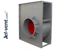 Центробежные вентиляторы IVPFPK ≤22356 м³/ч