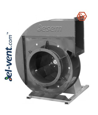 Explosion proof centrifugal fans IVWPE EX ≤22500 m³/h